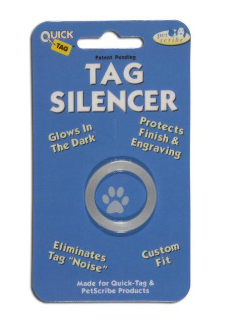 Medium Pet Tag Silencer Made in USA