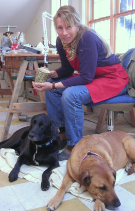 Brownfield Jeweler Goes To The Dogs